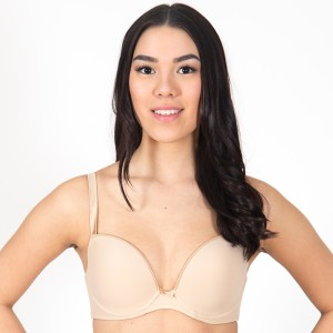 Wonderbra-Everyday-Pushup-Beige-Front