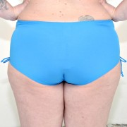 Fantasie Versailles Blue Short Back