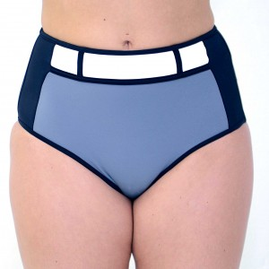 Freya-Bondi-Grey-High-Waist-Brief-Front
