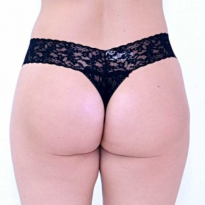 Hanky-Panky-Low-Rise-Thong-Black-Back