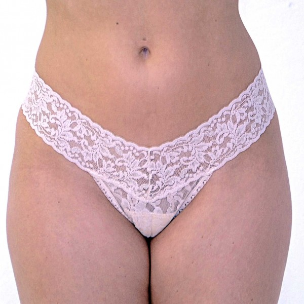 45e8f4a341 Hanky Panky Low Rise Thong One Size (passar XS-L) - Bystigt