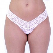 Hanky-Panky-Low-Rise-Thong-Pink-Front