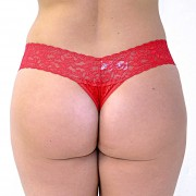 Hanky-Panky-Low-Rise-Thong-Red-Back