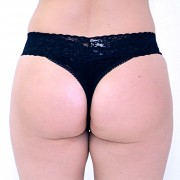 Hanky-Panky-Original-Thong-Black-Back